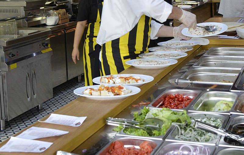 preparation kebab